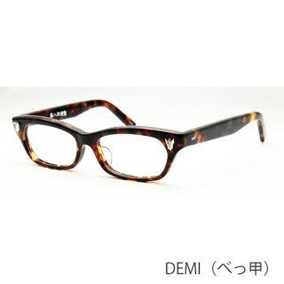 泰八郎謹製(タイハチロウキンセイ) メガネフレーム Premier �(プレミア1) Col.DEMI