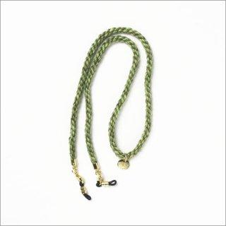 DIFFUSER (ディフューザー) グラスコード(メガネチェーン) CHIMAYO BRACE CODE SG1015C Green(グリーン)