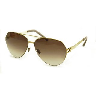 MYKITA(マイキータ) サングラス No.1 SUN collection  SLY Col.008(Goldline)
