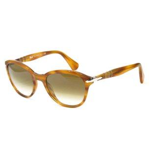 persol(ペルソール) サングラス Capri Eddition(カプリ エディション) PO3025S col.960/51 STRIPED BROWN/BROWN FADED 53サイズ