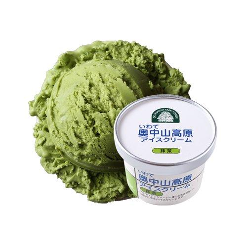 いわて奥中山高原 アイスクリーム 抹茶 【 岩手県 】【画像2】