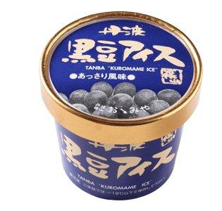 丹波篠山食品 黒豆アイス あっさり【画像3】