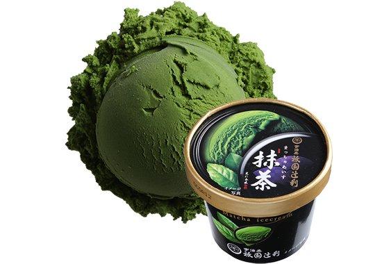 祇園辻利 抹茶アイスクリーム【画像2】