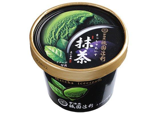 祇園辻利 抹茶アイスクリーム【画像3】