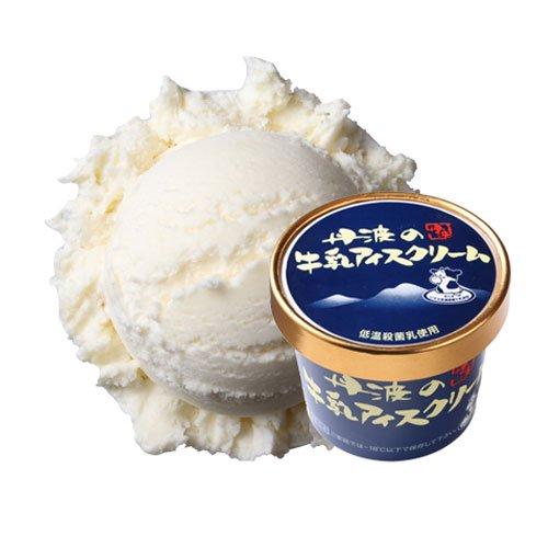 丹波篠山食品 丹波の牛乳アイスクリーム 【 兵庫県 】【画像2】