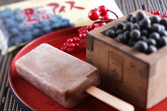 丹波篠山食品 黒豆アイスキャンディー