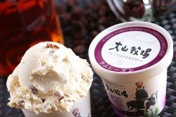 旬 果物アイスクリーム 大山牧場 ラムレーズン 【 鳥取県 】