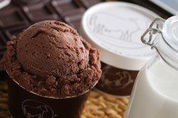 生産者-中洞牧場 【岩手県】 中洞牧場 ミルクアイス チョコレート 【 岩手県 】