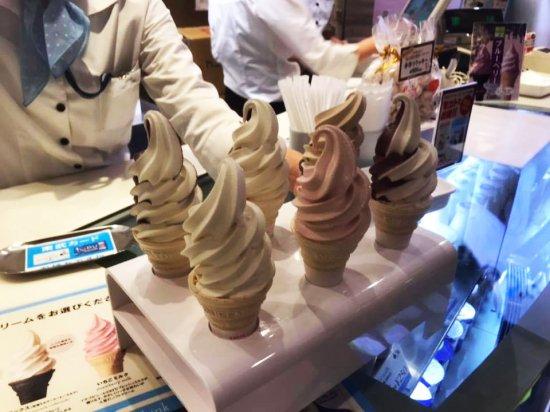 アイス発祥の地、横浜馬車道のアイスを食べて来た!【画像17】