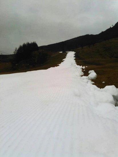 スキー場de冬アイス♪(ハチ高原スキー場オープン)【画像7】
