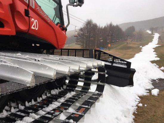 スキー場de冬アイス♪(ハチ高原スキー場オープン)【画像8】