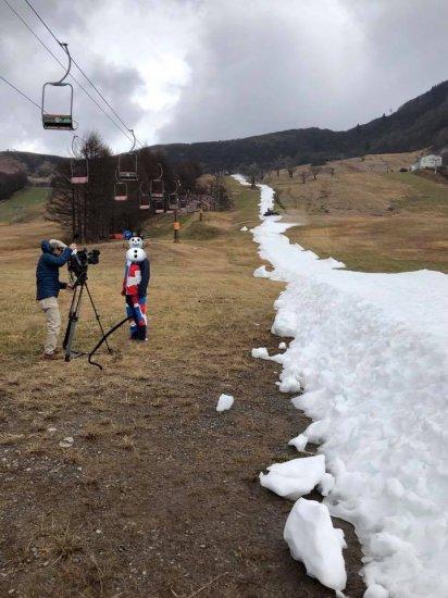 スキー場de冬アイス♪(ハチ高原スキー場オープン)【画像10】