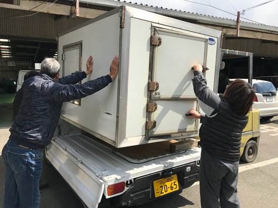 岡山県から醍醐桜のジェラートが初入荷!【画像11】