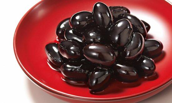 お節の黒豆を、アイスでもご堪能出来ます♪【画像10】