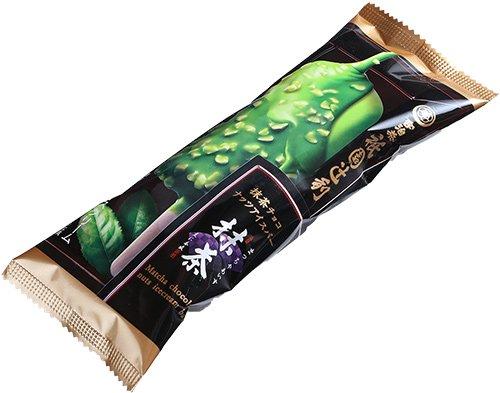 祇園辻利 抹茶チョコナッツアイスバーのネット販売開始!【画像3】