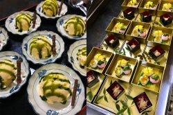イベント用セット やまざと店舗では、料理好きな料理長がつくる料理があります