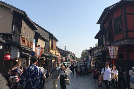 ご当地アイスの仕入れで京都へ ( 祇園辻利)【画像11】