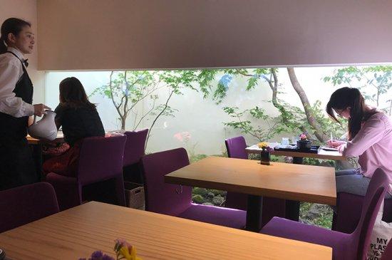 ご当地アイスの仕入れで京都へ ( 祇園辻利)【画像16】