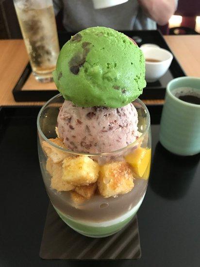 ご当地アイスの仕入れで京都へ ( 祇園辻利)【画像18】