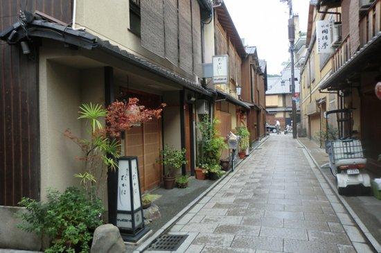 ご当地アイスの仕入れで京都へ ( 祇園辻利)【画像6】