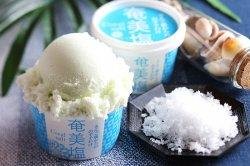 濃厚 チョコアイスクリーム castano 奄美塩 【 鹿児島県 】