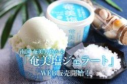 読み物 あいぱくでお馴染みの「奄美塩ジェラート」のWEB販売がスタート!