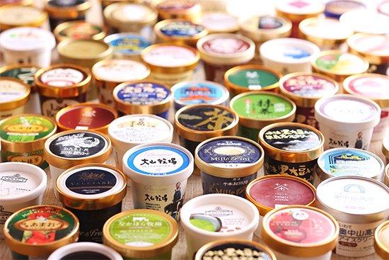 アイスクリームには4種類の名称があります(アイスクリーム、アイスミルク、ラクトアイス、氷菓)【画像2】