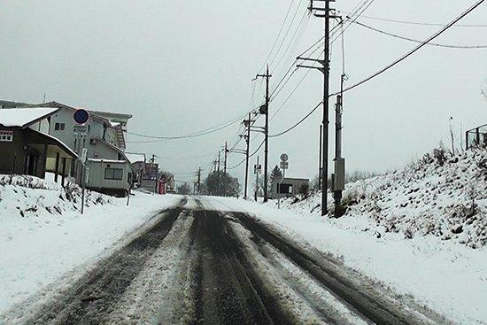 ハチ高原スキー場へアイスの納品 (第一弾)【画像5】