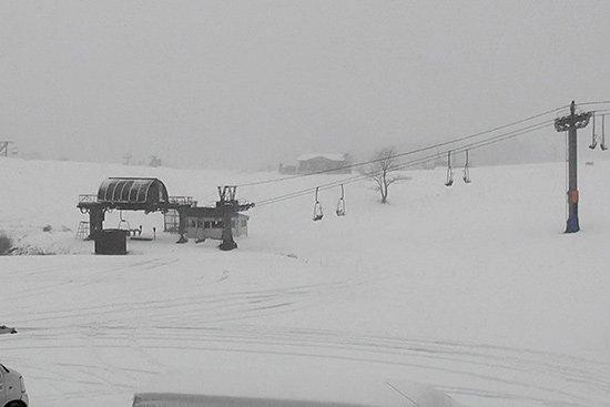 ハチ高原スキー場へアイスの納品 (第一弾)【画像9】