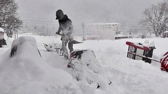 ハチ高原スキー場の裏側見せます(アイス業者編)【画像8】