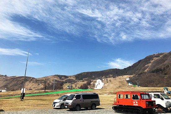 ハチ高原スキー場の裏側を見せます2(オープニングはルパン三世風)【画像4】