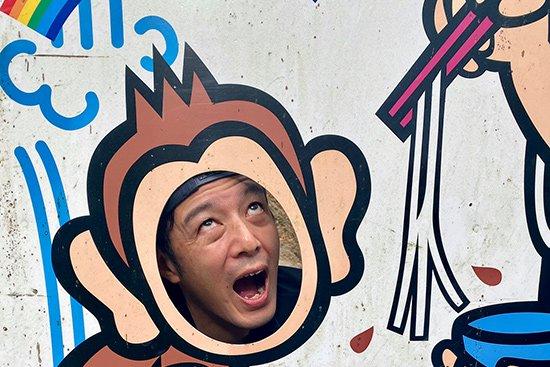 滝百選 猿尾滝で「天使の虹」発見!【画像14】