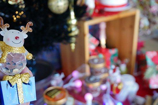 クリスマス装飾完成!【画像5】