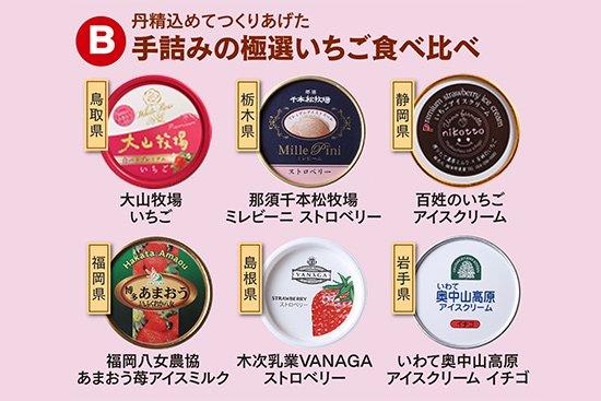 【2種類選択】 全国 ご当地アイスクリーム セットを食べつくせ!【画像3】