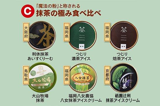 超豪華!3種類選択セット(C.抹茶必須)【画像5】