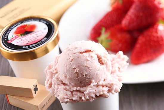 極選 いちごアイスクリーム セット (6個セット)【画像7】
