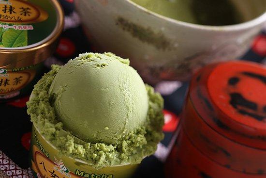 極 抹茶アイスクリーム セット (6個セット)【画像6】