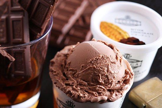濃厚 チョコレートアイス&コーヒーアイスセット (5個セット)【画像2】