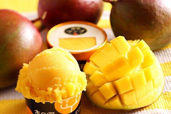 旬 果物アイスクリーム セット (5個セット)【画像6】