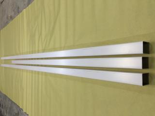 ダイハツ ハイゼットジャンボ用 S200P/S210P用ハイゼットジャンボ あおりステンレスカバー(3辺セット)