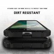 iPhone8 plus タフケース ミリタリー 耐衝撃 ケース アイフォン8 シリコン+PC 2重構造 アーマーギア スリムアーマータイプ