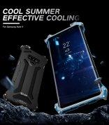 Galaxy Note9 アルミ ケース バンパー 耐衝撃 メタル フレーム   タフケース  かっこいい ギャラクシーノート9 メタルケース