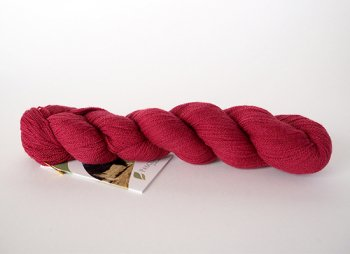 08-Raspberry red【Yak Lace】