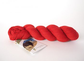 20-Coral red【Yak Lace】