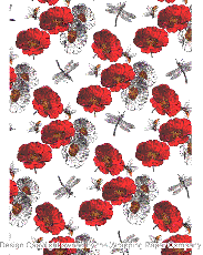 203 Enviro Rouge Poppies 50cm巾<img class='new_mark_img2' src='https://img.shop-pro.jp/img/new/icons32.gif' style='border:none;display:inline;margin:0px;padding:0px;width:auto;' />
