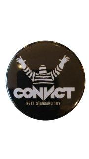 CONVICT 缶バッジ アイコン