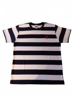 CONVICT ボーダーTシャツ