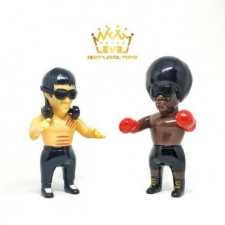 NEXT LEVEL TOYS The Great Martial Artist Series-Duel Of King And Dragon Set