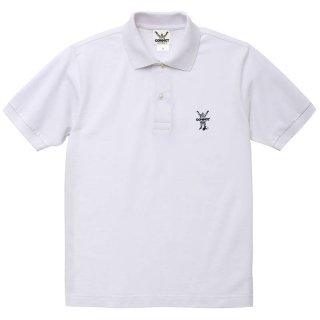 CONVICT ポロシャツ WHITE