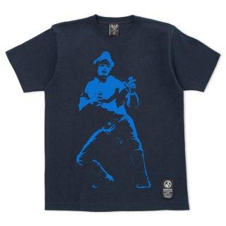 KMA ブロッケンJr. Tシャツ コンビクト別注カラー NAVY